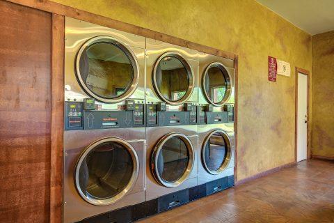 NEW laundry facility